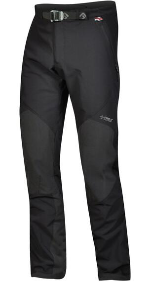 Directalpine Cascade Plus lange broek Heren Short zwart